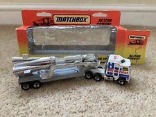 Matchbox - Action Convoy - Kenworth NASA Rocket Transport Truck. BOXED COMPLETE