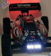 HPI Trophy VORZA Waterproof DEL Lighting Kit - 200 mm Red 75 mm white DEL