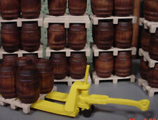 60 PIECE NAIL KEG / PALLET SET MINIATURES 1/24 SCALE G