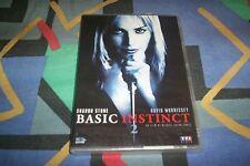 DVD BASIC INSTINCT avec sharon stone en état NEUF