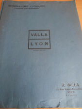 catalogue quincaillerie Lyonnaise ( ref 8 )