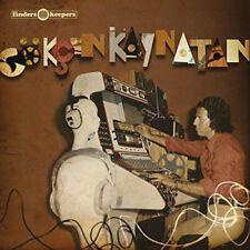 Turkish Electronic PSYCH TRIP Synth Rock LP - Gökçen Kaynatan - Gokcen Kaynatan