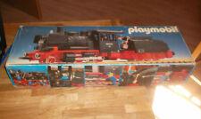 playmobil 4052 Schlepptenderlok Dampflok LOK OVP Eisenbahn LGB selten klicky