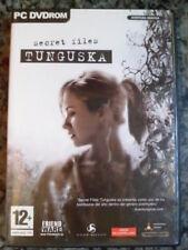 Secret Files Tunguska PC Acción aventura en castellano Foto real del juego-