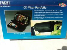 Travel Smart KL-248 Car CD Visor Portfolio