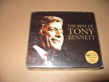 Tony Bennett - Best Of  2 cd + DVD, 2008) New & sealed