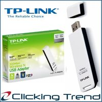 Wireless USB Adapter TP-Link 300 Mbps Speed Computer PC WiFi Dongle TL-WN821N