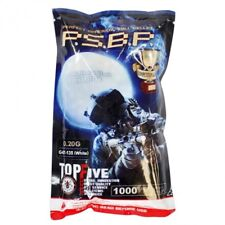 G&G Armament Perfect Grade .20g 6mm High Quality Airsoft Gun BBs 1000ct G-07-134