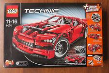 Lego 8070 Technic Supercar, brand new unopened