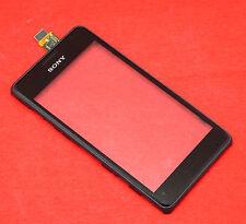 Original Sony Xperia E1 D2005 Touchscreen Touch Fram LCD Glas Digitizer Rahmen