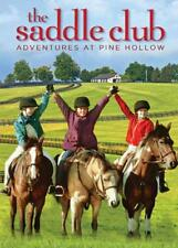 THE SADDLE CLUB - ADVENTURES AT PINE HOLLOW NEW DVD