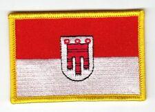 Aufnäher Österreich - Voralberg Patch Flagge Fahne