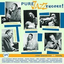 Pure Jazz Encore ! by Various Artists, Audio Music CD, New / Mint in Shrink Wrap