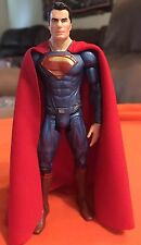 Custom Superman Cloth Red Cape Dc Collectibles Marvel CAPE ONLY
