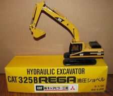 Caterpillar Cat 325B REGA Hydraulic Excavator Power Shovel 1/50 Toy 606 Japan