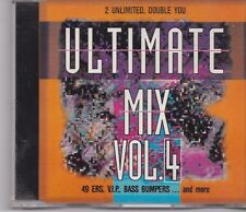Ultimate Mix-Vol 4 cd maxi single