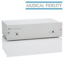 MUSICAL FIDELITY V90-DAC D/A Converter Digital Analog Wandler DAC 32 Bit  silber