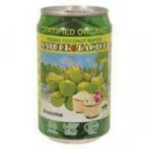 Nature Factor Young Coconut Water (12x10.1 Oz)