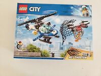 Lego City police helicopter drone chase 60207 192 PIECE BRAND NEW FREE SHIPPING