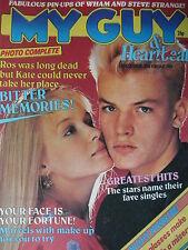 MY GUY MAGAZINE 26/2/83 - STEVE STRANGE - WHAM!