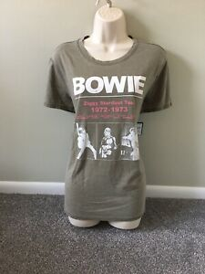 Lucky Brand Bowie Graphic Tee Shirt (XL)