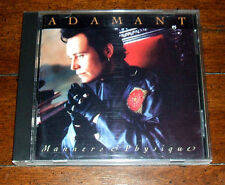 CD: Adam Ant - Manners & Physique / Pop Rock Dance Original 1989 Room at the Top