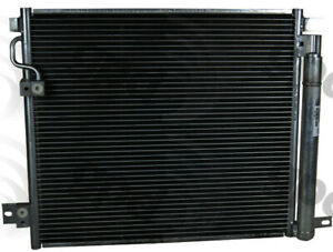 A/C Condenser fits 2006-2010 Hummer H3 H3T H3,H3T  GLOBAL PARTS