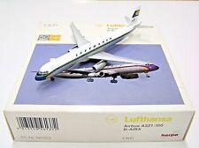 Herpa Wings 1:400 561372 Lufthansa A321-100 D-AIRX - Die-cast Airplane Model