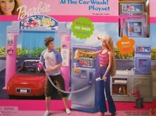 Barbie At The Car Wash Playset (2001) NEW SEALED