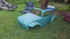 Fiberglass go kart body