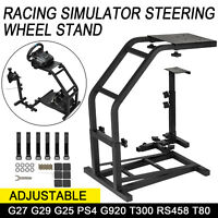 Racing Simulator Steering Wheel Stand For G27 G29 G25 PS4 G920 T300RS 458 T80