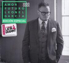 Leonel Garcia Amor Futuro Edicion Especial 2CD+DVD CAJA DE CARTON New Nuevo