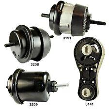 Engine & Auto Trans Mounts 4PCS For Chevrolet Traverse 09-17, GMC, Saturn, 3.6L
