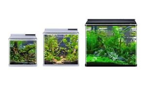 15L / 30L / 50L Nano Aquarium Fish Tank Tropical Coldwater LED Lighting