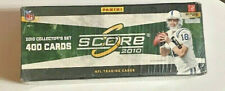 2010 Panini Score Football Set Factory Sealed w/10 Exclusive RC's Tebow