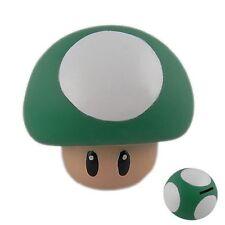 "Super Mario Green Mushroom 3.6"" Coin Piggy Money Bank"