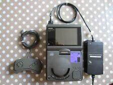 ULTRA RARE! Philips CDI 350 Portable Video Game System + manette et alimentation