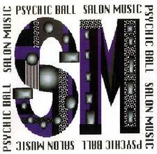 Salon Music – Psychic Ball CD RARE J-POP ZAZA/ALPHA RECORDS YMO NEW WAVE 1990