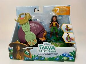 NEW!!! Disney's Raya and The Last Dragon : Raya and Tuk Tuk PlaySet (NIP)