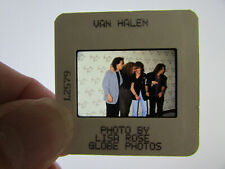 More details for original press photo slide negative - van halen - 1990's - e