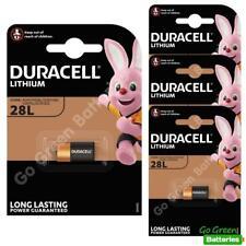 Lampen 10 x Duracell Lithium Photo PX28L L544 2CRI//3N 1er Blister Schlösser