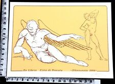 "EXLIBRIS 49 "" EROTIC "" -  * ANGELO CATANO * - X COLOR SIGNED !"