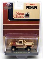 1976 GMC Sierra Classic 15 Desert Fox Hobby M2 Machines 1:64 DIECAST