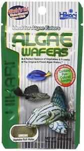 Hikari Tropical Algae Wafers for Plecostomus & Algae Eaters 0.70 oz