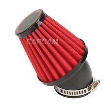 Red 35mm Air Intake Filter Pod F Aprilia Area 51 Sonic SR50 WWW SR 50 Lc New