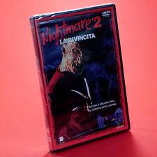 NIGHTMARE 2 LA RIVINCITA DVD JACK SHOLDER Robert Englund
