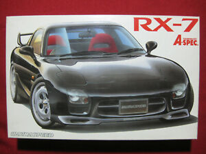 Mazda RX-7 Touring Kit A-Spec Racing 1/24 Fujimi Japan Model RX7 ASR Mazdaspeed