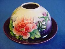 OLD TUPTON WARE BUTTERFLIES TUBELINED PORCELAIN TEA LIGHT CANDLE HOLDER 8015