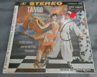 PEDRO GARCIA AND HIS DEL PRADO ORCHESTRA -TANGO- MEXICAN LP STILL SEALED TANGO