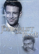 HBO's THE JOURNALIST AND THE JIHADI - MURDER OF DANIEL PEARL rare dvd True Story